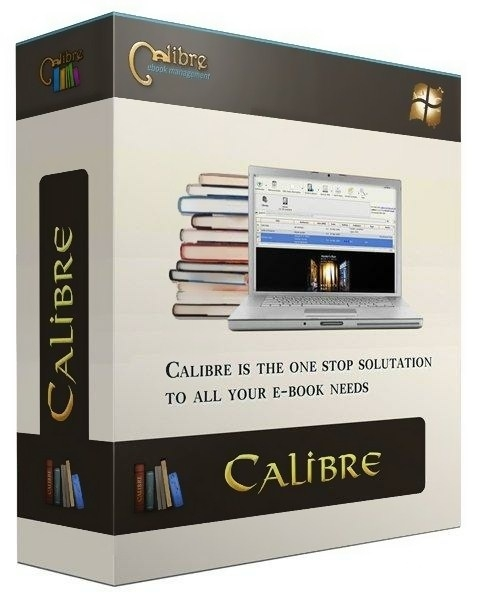 Конвертер и читалка книг - Calibre 5.3.0 + Portable
