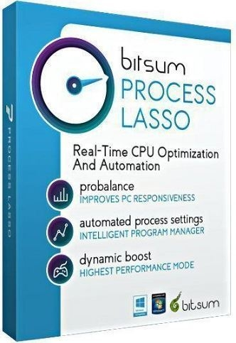 Управление Windows процессами - Process Lasso 9.8.5.37 RePack (& Portable) by TryRooM