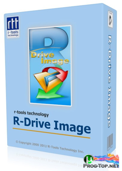Создание образа системы - R-Drive Image 6.3.Build.6307 RePack (& Portable) by elchupacabra