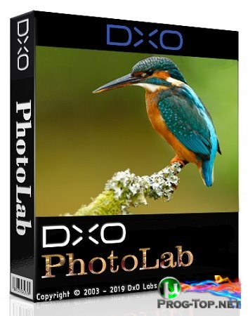 Обработка RAW и JPEG изображений - DxO PhotoLab Elite 4.0.0 build 4419 RePack by KpoJIuK