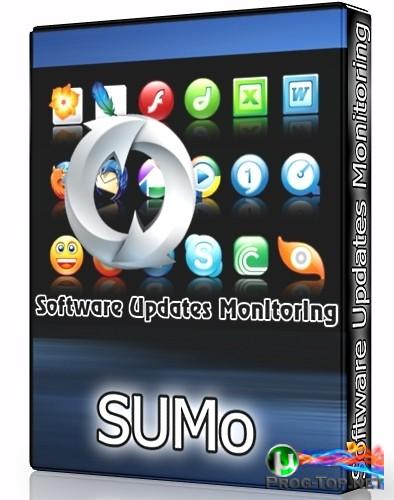 Обновление ПО на компьютере - SUMo Pro 5.11.5.464 + Portable (SharewareOnSale)