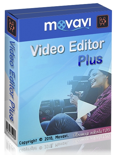 Movavi Video Editor Plus 21.2.1 RePack (& Portable) by TryRooM